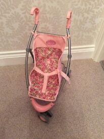 Baby Annabelle Pushchair/Stroller
