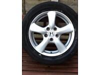 "2008 Honda Civic 16"" Alloy Wheels"