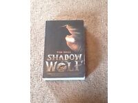 Shadow of the wolf by Tim Hall (signed)