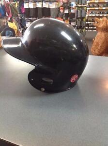 Rawlings Batting Helmet Y XL 7 1/2 Black (SKU:J43N4L)