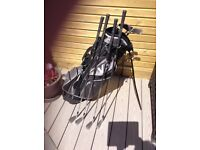 Titleist Golf Clubs & Bag includes 7 clubs & pitching wedge