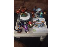 Skylander Giants for Wii with game disc
