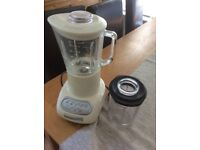 KITCHENAID ARTISAN BLENDER WITH GLASS PITCHER AND CULINARY JAR