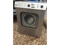 Miele industrial washing machine