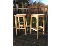 Kitchen Stools X 2 (IKEA)