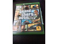 Xbox One Grand Theft Auto 5