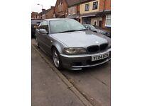 BMW 320D COUPE 2004 MSPORT DIESEL