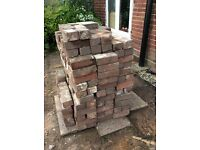 For sale. Approx 2 ton engineering bricks.