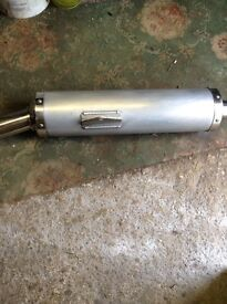 R6 5eb exhaust