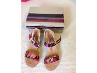 Sketchers Wedge Sandals (Brand New) size 5