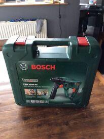 Bosh sds hammer drill