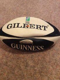 **Original** 1999 World Cup mini rugby ball