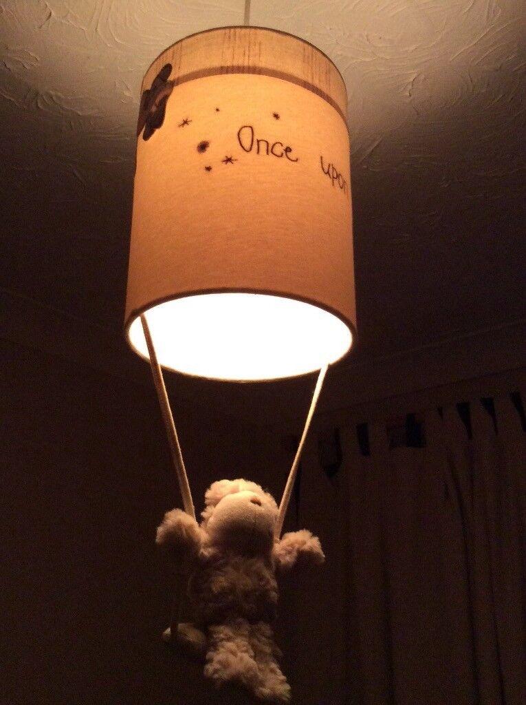 Mamas and Papas lampshade