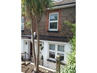 3bed house on 3 floors with garden in exchange for 3 bed property in hove
