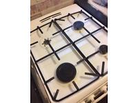 White Gas Cooker, with 4 burners:in a very good working order.