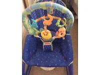 Fisher Price baby rocker seat