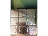 Kitchen Copper Tiles