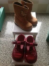 Clarks & Next children's shoes and boots