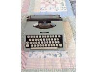 Antique Imperial Signet typewriter