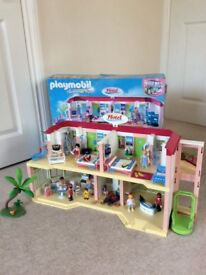 PLAYMOBILE SUMMER FUN HOTEL (5265)
