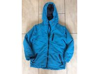 NEXT BOYS COAT IMMCULATE SIZE 8 THICK