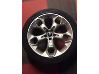 19 inch alloy wheel for ford kuga