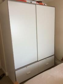 Wardrobe (Trysil, Ikea) in excellent condition.