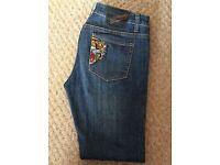 Genuine Ed Hardy jeans