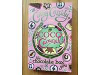 Coco Caramel the chocolate Box girls by Cathy Cassidy