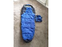 Pro action sleeping bag excellent condition