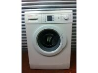 BOSCH LARGE 7KG WASHING MACHINE WITH WARRANTY
