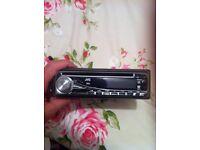 JVC CD Player/MP3 car stereo