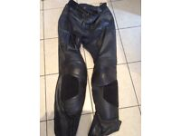 Hein Gerick motorcycle pants