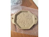 BRAND NEW SHORTBREAD MOULD £8