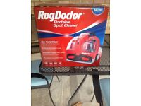 Brand new Rug Doctor boxed and unused