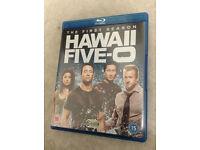 Hawaii Five-O - Season 1 - Complete (UK Blu-ray, 2011, 6-Disc Set)