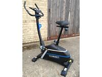 Roger Black Gold Electric Exercise Bike (Delivery Available)