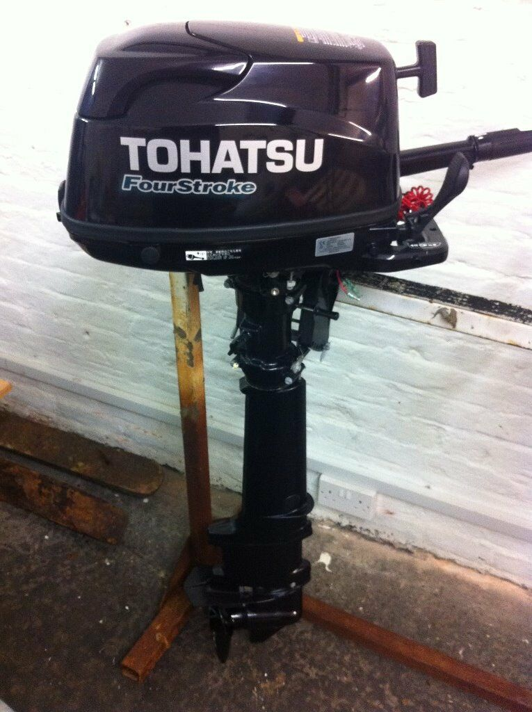 TOHATSU 6hp saildrive ultra long shaft, 2016in Southsea, HampshireGumtree - TOHATSU 6hp saildrive ultra long shaft, 2016 This engine is in excellent condition, was purchased March 2016 for the sum of £850 this engine is sold with a warranty 4 years and has just had its first service at 10hrs Sail drive means; it also comes...