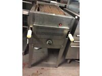 charcoal flame grill NAT GAS peri peri grill commercial grill