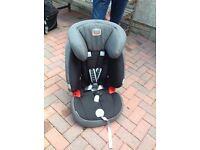 Britax Evolva car seat