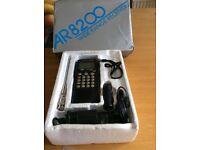 AOR AR8200 MK 3 radio scanner.