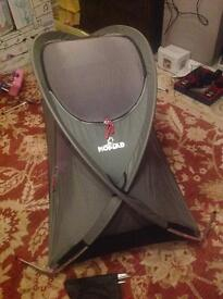 Nomad Baby / toddler travel Bed