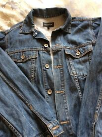 GENT,S KICKER'S DENIM JACKET