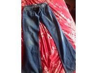 Men's Levi Strauss jeans