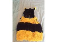 Child's bumble Bee Dressing Up Outfit. Suitable for age 1-4. Excellent condition