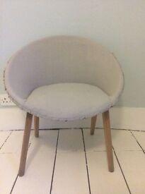 Children's chair vintage 1960s