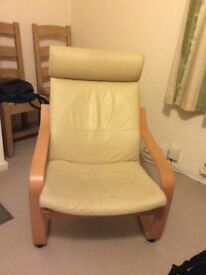 Beautiful, Comfy Chair For Sale