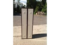 STORAGE FITTNESS LOCKERS METAL