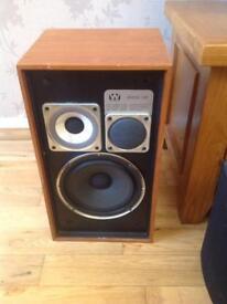 Wharfdale Linton 3XP speakers