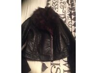 Warehouse Faux Leather Jacket 12